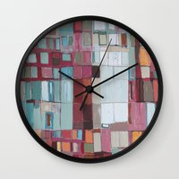 budapest Wall Clocks featuring Budapest by constanza briceno