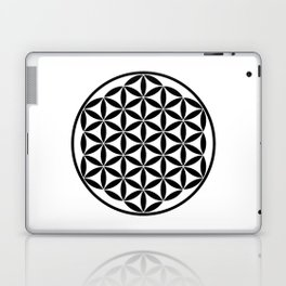 Pure Energy The Flower of Life Laptop & iPad Skin