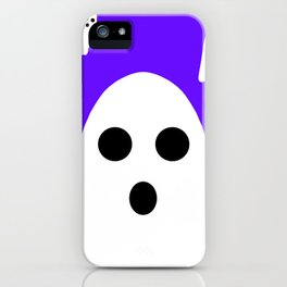 Halloween Series: Ghost iPhone Case