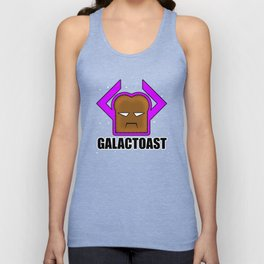 GALACTOAST Unisex Tank Top