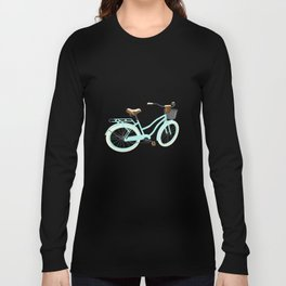 My Bike Floral Long Sleeve T-shirt