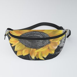 Sunflower Fanny Pack