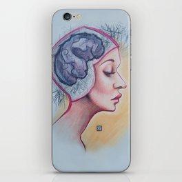 Brain Cramp iPhone Skin