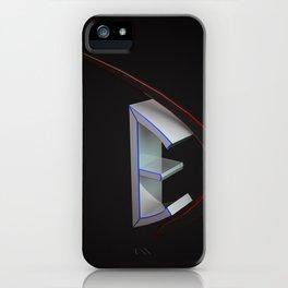 Logo edprodesign iPhone Case
