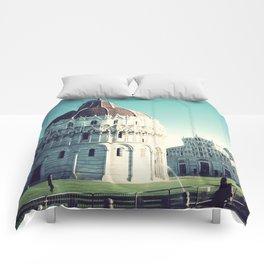 Piazza del Duomo, Pisa Comforters