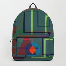 Organization Mechanism Backpack