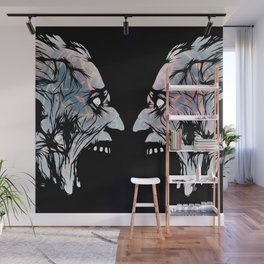 My Doppelganger Wall Mural