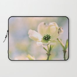 Spring Dogwood Laptop Sleeve