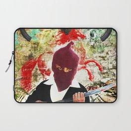 Mi Caballo Rojo Laptop Sleeve