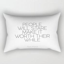 Home Decor,Office Wall Art,Inspirational Quote,Black And Gold,Gold Foil Art,PRINTABLE Art, Rectangular Pillow