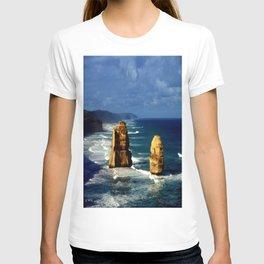 Limestone Rock Stacks & Headlands T-shirt