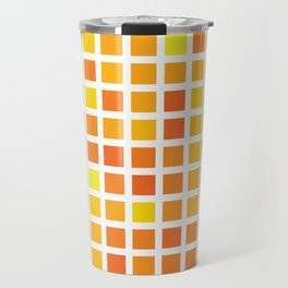 City Blocks - Sunshine #959 Travel Mug