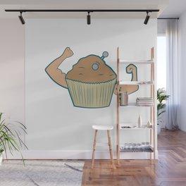Stud Muffin Wall Mural