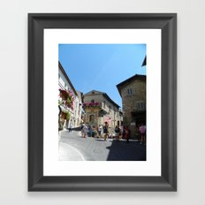 La Bella Italia Framed Art Print