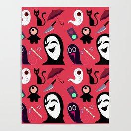 Yume Nikki Pattern Poster