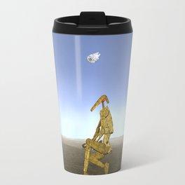 War Stars: Golden One Travel Mug