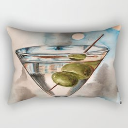 Martini Rectangular Pillow