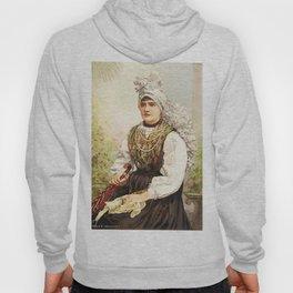 Romanian Gypsy girl Hoody