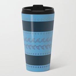 Malibu Turquoise Blue Travel Mug