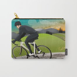 Road Cyclist Carry-All Pouch