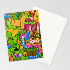 SMW World Stationery Cards