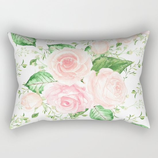 Spring is in the air #34 Rectangular Pillow