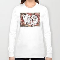friendship Long Sleeve T-shirts featuring Friendship by 5wingerone