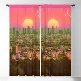Sunset Crush Blackout Curtain