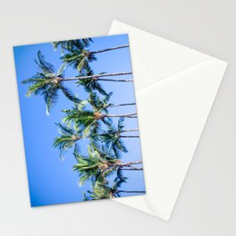 Palms in Living Harmony Stationery Cards