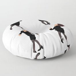 The Little Kicks Floor Pillow