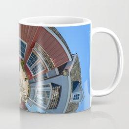 Planet Oxnard Harbor Houses Coffee Mug