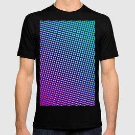 80's grade purple T-shirt