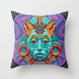+K7 Xochicoatl Throw Pillow