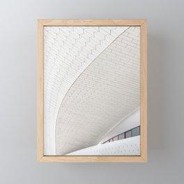 Amanda Levete Architect | Maat Museum in Lisbon Framed Mini Art Print