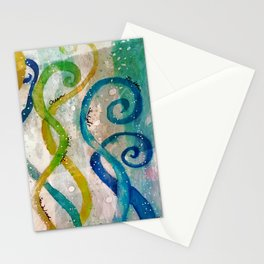 Ocean Keywords-Barbara Chichester Stationery Cards