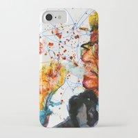kurt rahn iPhone & iPod Cases featuring kurt by benjamin james