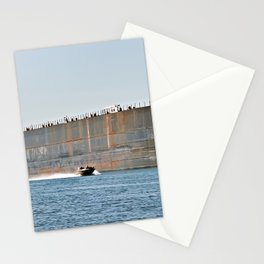 Walter J McCarthy Jr Freighter Stationery Cards