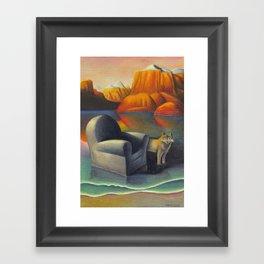 Kelley RMX n.1 Framed Art Print