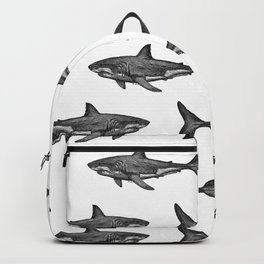 Carcharodon carcharias 2.0 Backpack