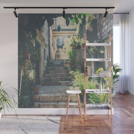 the prettiest of stairs ... Wall Mural