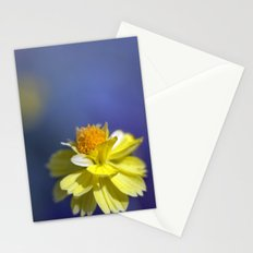 Yellow solitaire 2 038 Stationery Cards