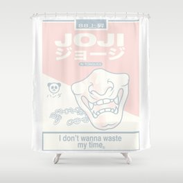 Joji Cigarette Shower Curtain