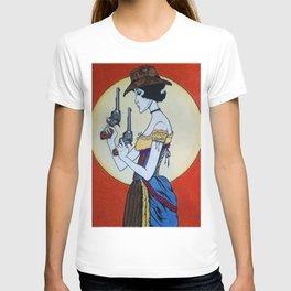 Wanted - Hesper Fleet - Outlaw T-shirt
