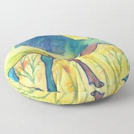 moose Floor Pillow