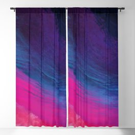 The Wormhole Blackout Curtain