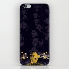 SHOCK VISOR iPhone & iPod Skin