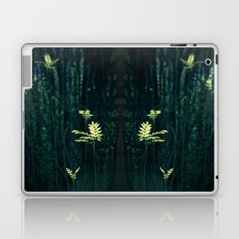 sunlit leaves Laptop & iPad Skin