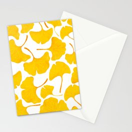 FALL IN LOVE WITH FALL Stationery Cards