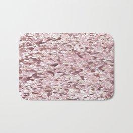 Road Speaks - Pink Bath Mat
