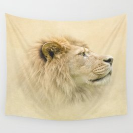 Lion II Wall Tapestry